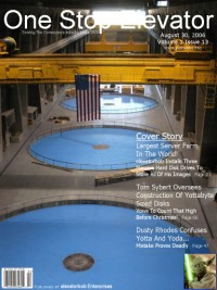 One Stop Elevator - Volume 1 Issue 13