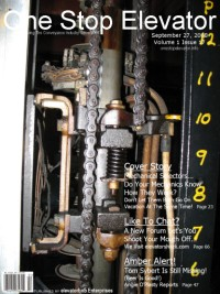 One Stop Elevator - Volume 1 Issue 17
