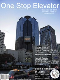 One Stop Elevator - Volume 1 Issue 28